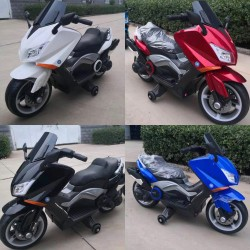 Tmax moto elettrica 12v