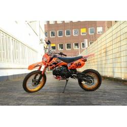 Moto da cross 125cc 608
