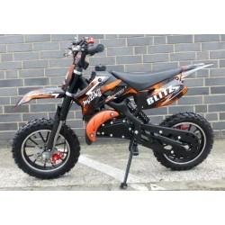 MOTOCROSS KXD 708 A 49cc